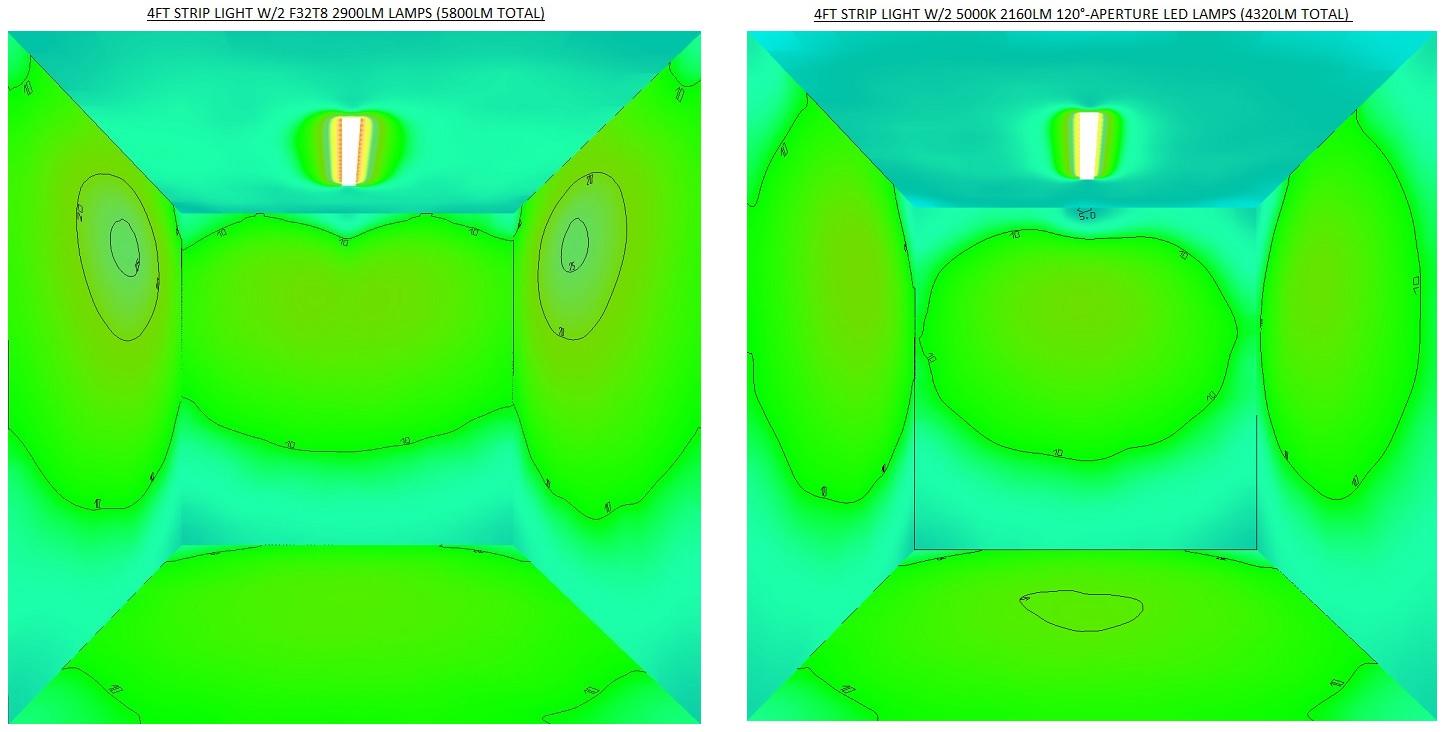 The Best Light Fixture Ever Garage Journal Board 2014 Hot Led Tube Circuit 4ft Diagram