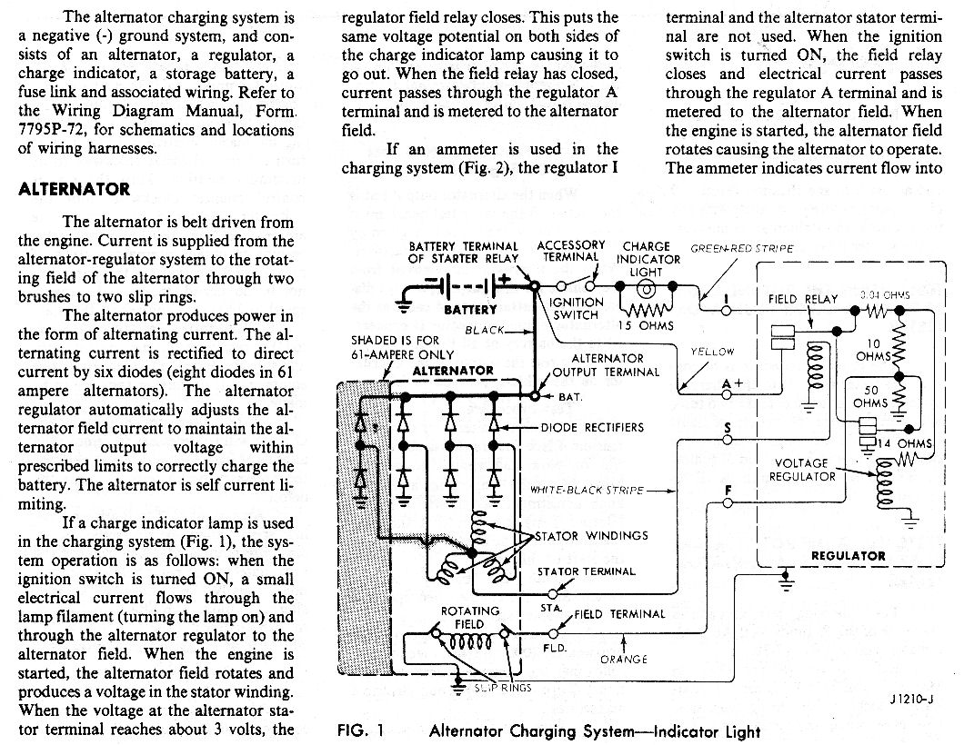 72 mgb wiring diagram 73 voltage regulator wiring??? | mustang forums at stangnet